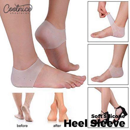 Heel Socks Sleeves Silicone oFashion - 2