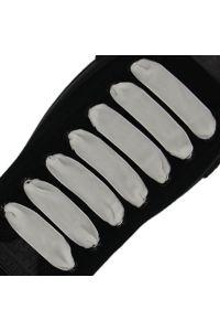 White Velvet Shoelace