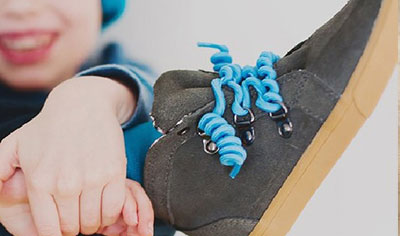 Fun shoelaces, great for kids and adults that are kids at heart